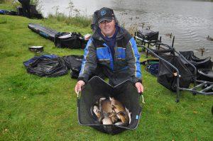 Broom Fisheries carp big fish coarse fishery
