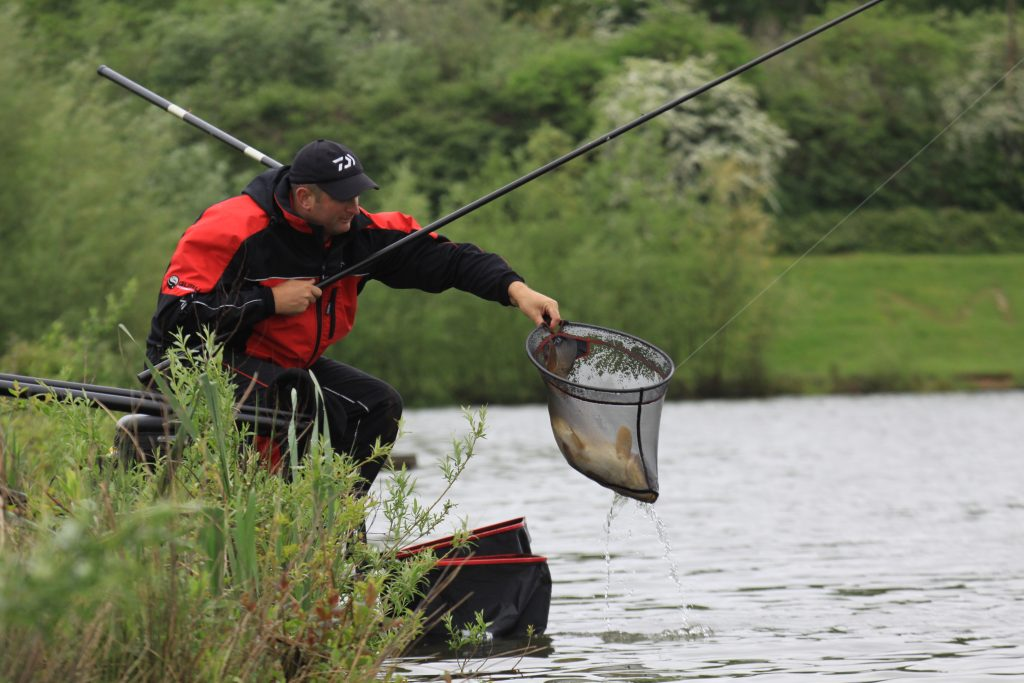 Coarse fishing in Scotland