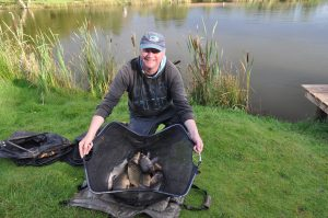 coarse fishing Scotland south west carp roach perch ide common mirror big tench