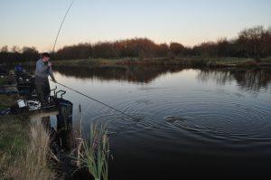 coarse fishing Scotland south west carp roach perch ide common mirror big tench