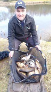winter fishing carp skimmers coarse Ide