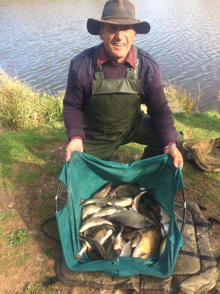 Spring fishing Scotland club match pleasure fishing carp skimmers roach bream SW Scotland