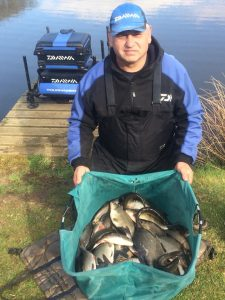 Spring fishing Scotland club match pleasure fishing carp skimmers roach bream SW Scotland