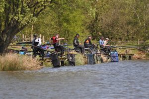 Broom Series 2018 competition big money scotland course coarse fishing carp ide tench bream roach perch