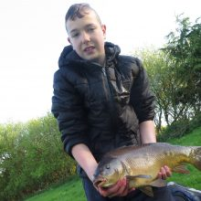 Big carp in scotland pleaseure fgishing 24 hour annan dumfries & Galloway carp Perch