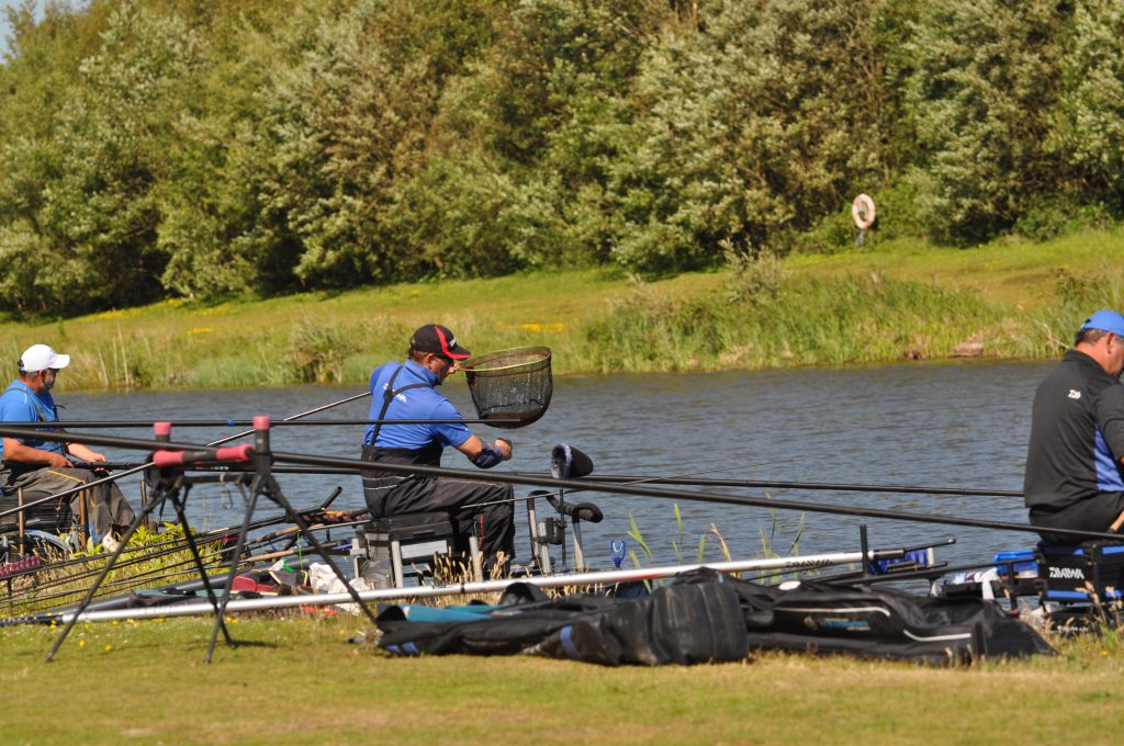 South west Scotland big fish carp match fishing Steve Ringer weekend at Broom fisheries 2018