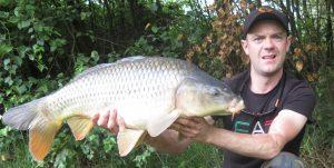 carp, koi, Scotland ,broom , fisheries