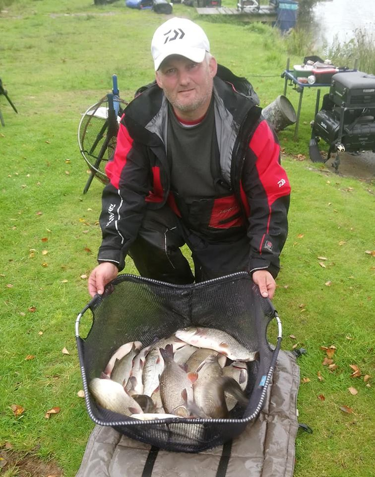 Sunday Open great results carp caught in Scotland