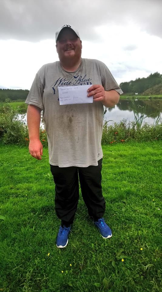 Broom Series 2018 South west Scotland big fish carp match fishing Steve Ringer weekend at Broom fisheries 2018