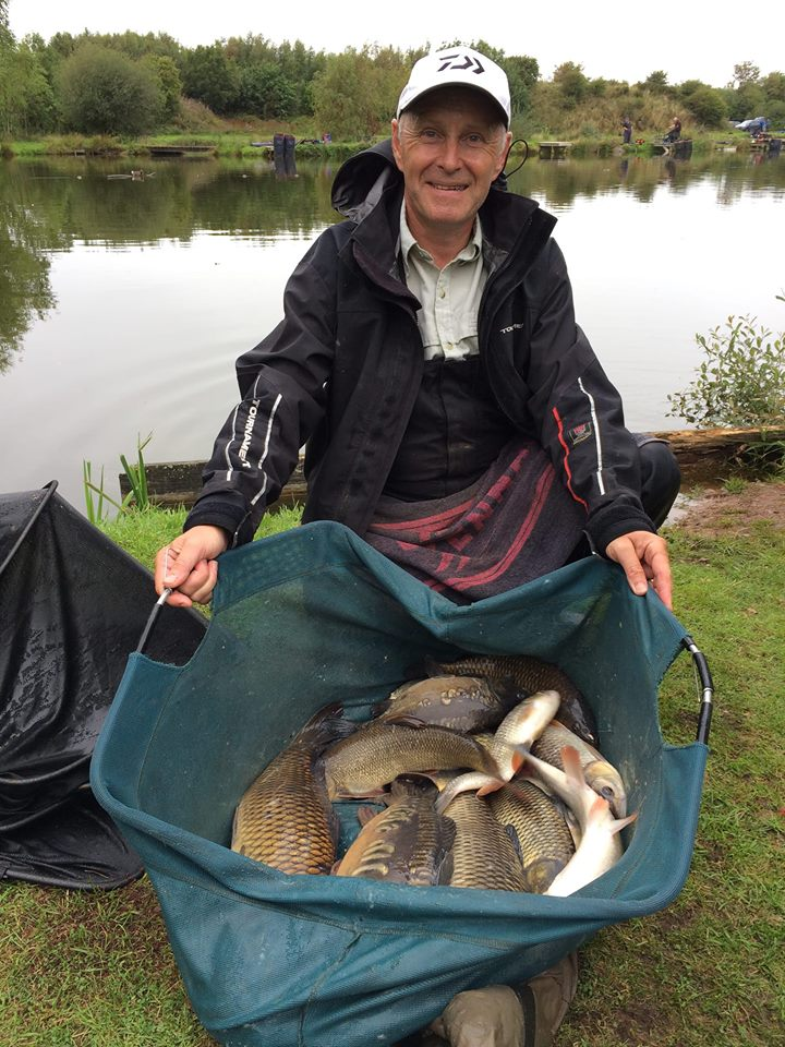 vSouth west Scotland big fish carp match fishing Steve Ringer weekend at Broom fisheries 2018