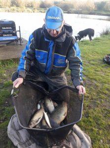 sunday broom fisheries open competition match fishings Scotland big carp common