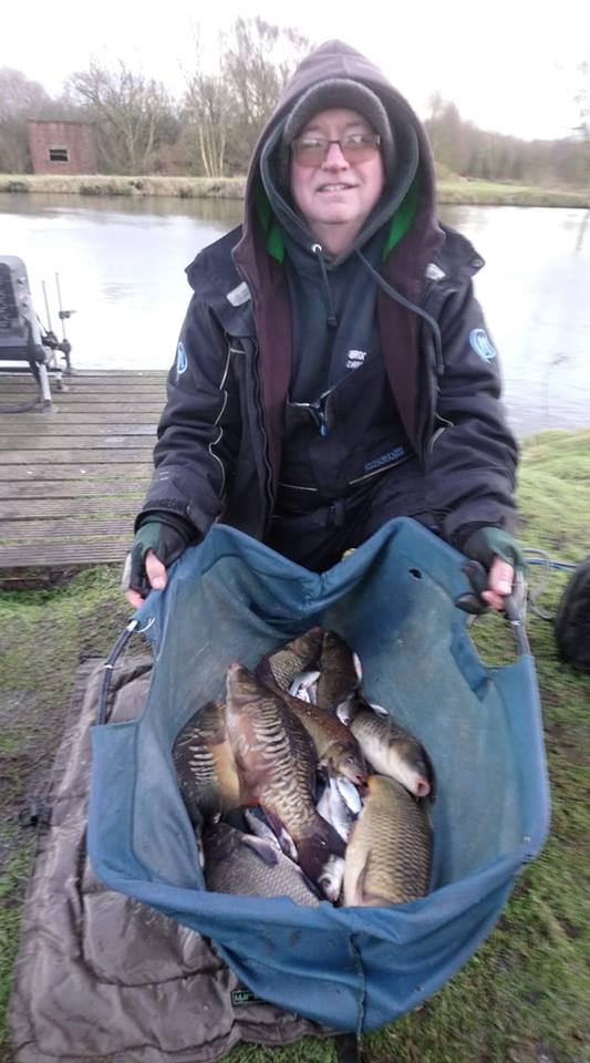 sunday broom fisheries open competition match fishings Scotland big carp common