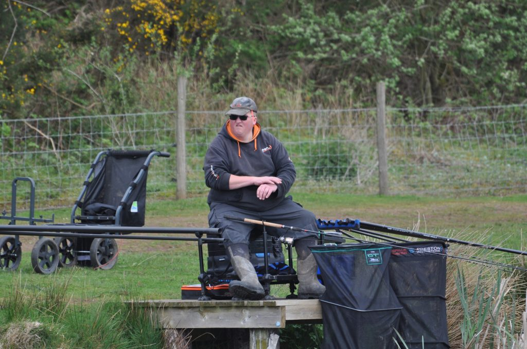 Scottish fishing broom fisheries big carp fish coarse action match ide roach rudd specimen lake