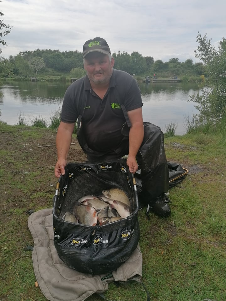 Barry Young - 77lb 8oz