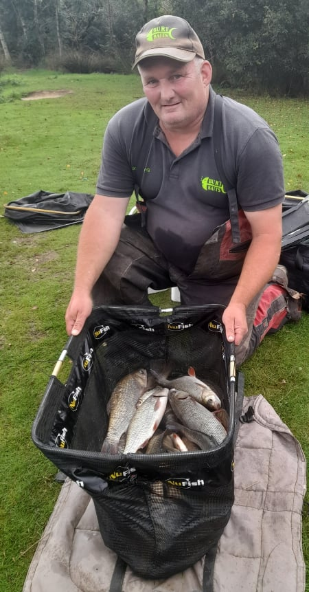 Barry Young - 36lb 6oz